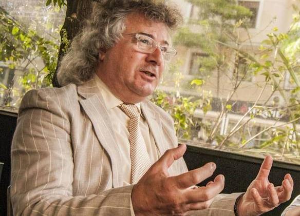 Entrevista: Raad Salam y los cristianos en OrienteMedio