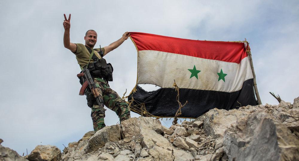"""Laura Lavinia, corresponsal en Siria: """"al Assad tiene más apoyo quenunca"""""""
