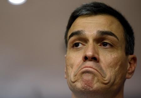 Pedro Sánchez, en 2016 | El Español