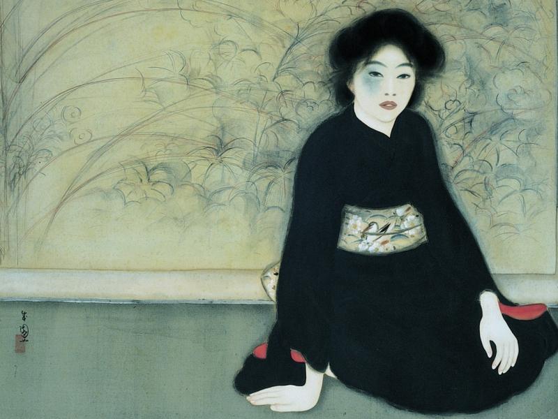 Shima Seien, obra sin título