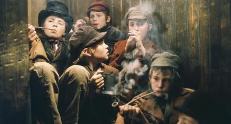 Fotograma de la película 'Oliver Twist'